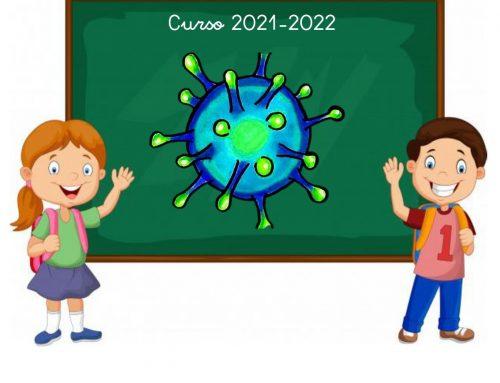 PLAN DE CONTIGENCIA CURSO 2021/2022